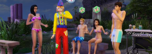 Teraz w Empiku, Media Expert i Komputronik dodatki do The Sims w zasięgu Karty Podarunkowej.