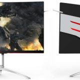 Dwa zakrzywione monitory AOC AGON wchodzą do sprzedaży