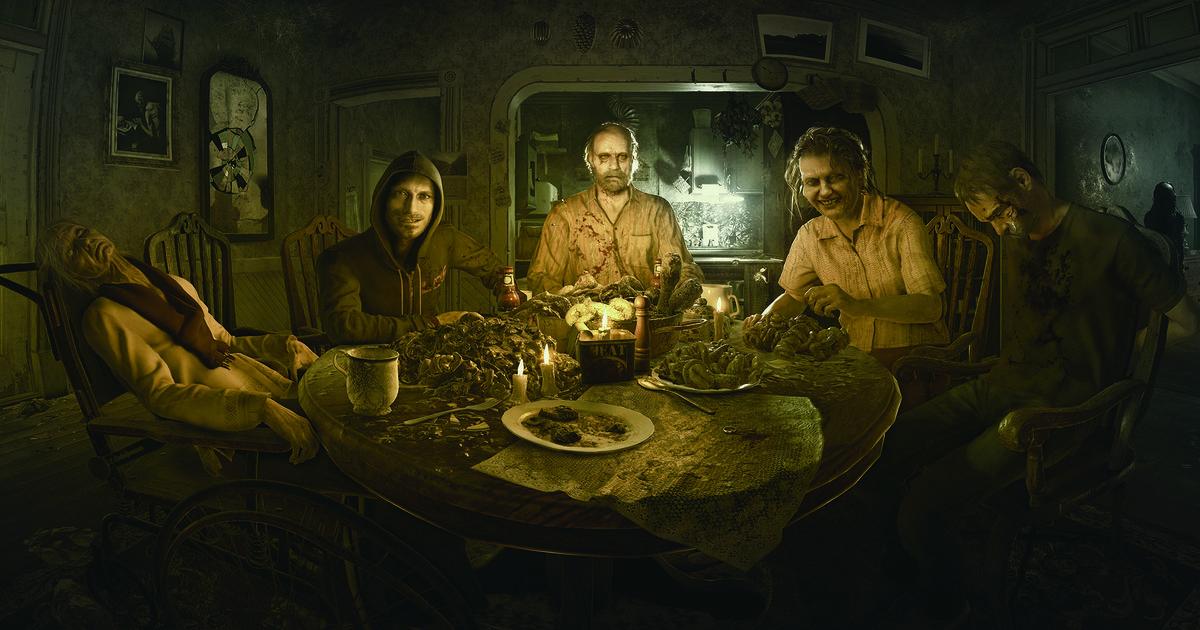 Resident Evil 7 recenzja